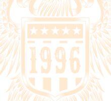 1996 Sticker