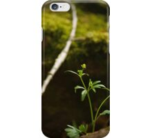 Beauty in simplicity iPhone Case/Skin
