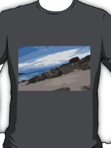 Trevone Bay Pop T-Shirt
