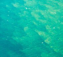 Sea clouds Sticker