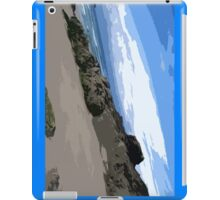 Trevone Bay Pop iPad Case/Skin