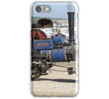 """1913 Aveling & Porter 10-ton Roller - """"Moby Dick"""" iPhone Case/Skin"""