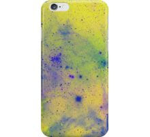 Colorful Splatter pattern iPhone Case/Skin