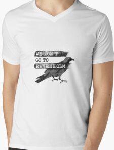 We Don't go to Ravenholm Mens V-Neck T-Shirt