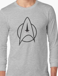 Star Trek - Starfleet insignia Long Sleeve T-Shirt