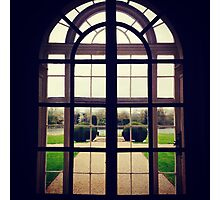 Window, Sudbury Hall Photographic Print