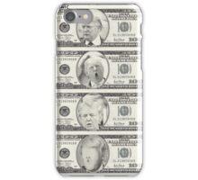 Donald Trump Dollar Bill iPhone Case/Skin