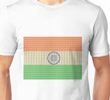 Indian Flag Unisex T-Shirt