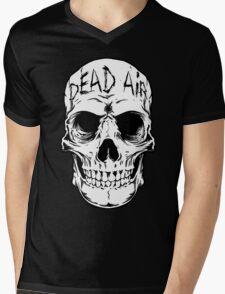 Human Skull 1 - Goth -Gothic Mens V-Neck T-Shirt