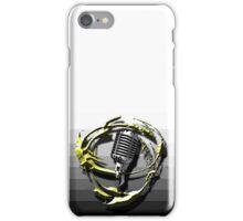 Music - Mic iPhone Case/Skin
