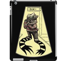 Masters of Bearror - NightBear on Elm Street iPad Case/Skin