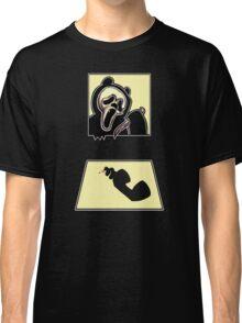 Masters of Bearror - Ghost-Bear-Face Classic T-Shirt