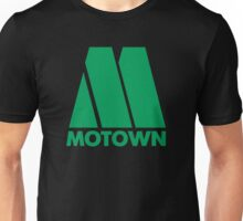 MOTOWN DISCO RECORDS (GREEN) Unisex T-Shirt