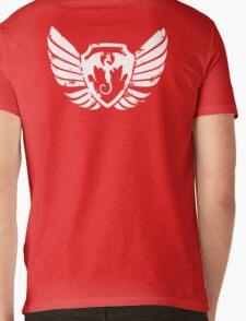 Staffordshire Wargaming Guild in RED Mens V-Neck T-Shirt
