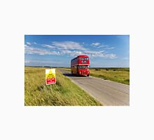 London Transport Routemaster Bus, RM1978, Salisbury Plain, UK Unisex T-Shirt