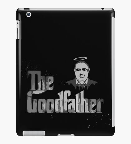 The Good father for father days Gift iPad Case/Skin