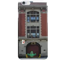 Ghostbusters Firehouse Phone Cover iPhone Case/Skin