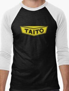 TAITO ARCADE GAMES CORPORATION Men's Baseball ¾ T-Shirt