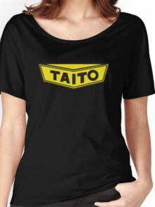 TAITO ARCADE GAMES CORPORATION Women's Relaxed Fit T-Shirt