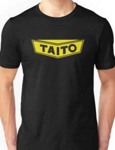 TAITO ARCADE GAMES CORPORATION Unisex T-Shirt