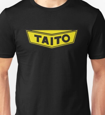 TAITO ARCADE GAMES CORPORATION Unisex T-Shirt