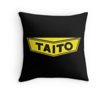 TAITO ARCADE GAMES CORPORATION Throw Pillow