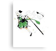 Touhou - Youmu Konpaku Canvas Print
