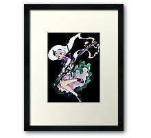 Touhou - Youmu Konpaku Framed Print
