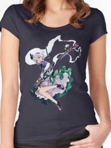 Touhou - Youmu Konpaku Women's Fitted Scoop T-Shirt
