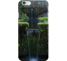 Water Garden - Photography - Nature - Peaceful. iPhone Case/Skin