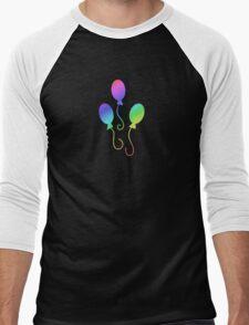 MLP - Cutie Mark Rainbow Special - Pinkie Pie V3 Men's Baseball ¾ T-Shirt
