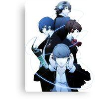 Shin Megami Tensei - Persona 4 Canvas Print