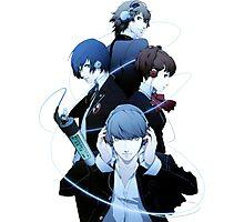 Shin Megami Tensei - Persona 4 Photographic Print