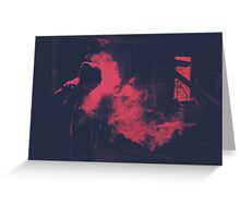 Night Lights Greeting Card