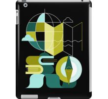 Geography iPad Case/Skin