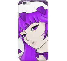 purple guardian iPhone Case/Skin
