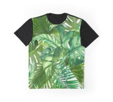 green tropic  Graphic T-Shirt
