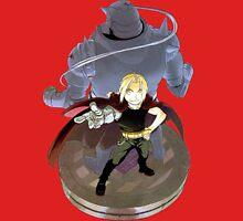 Fullmetal Alchemist - Alphonse & Edward Elric Unisex T-Shirt