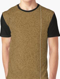 Fur pattern Graphic T-Shirt