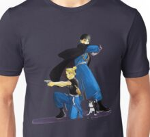 Fullmetal Alchemist - Riza Hawkeye & Roy Mustang Unisex T-Shirt