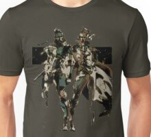 Metal Gear Solid - Solid & Liquid Snake Unisex T-Shirt