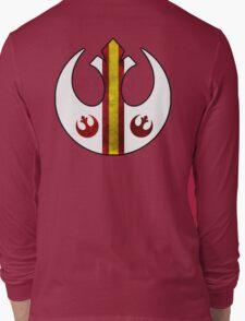 Rebel Alliance Starbird Flight Patern Long Sleeve T-Shirt