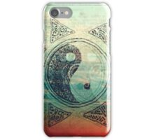 Sunny Ying Yang  iPhone Case/Skin