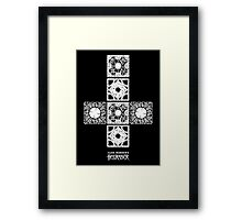 Hellraiser Box - Clive Barker Framed Print