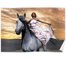 Beautiful Horse 3 Poster
