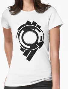 Ghost in the Shell - Symbol Womens Fitted T-Shirt