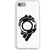 Ghost in the Shell - Symbol iPhone Case/Skin