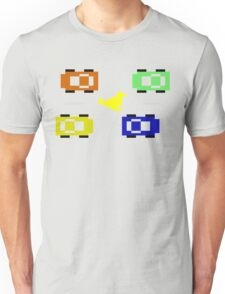 ATARI FREEWAY CAR TRAFFIC Unisex T-Shirt
