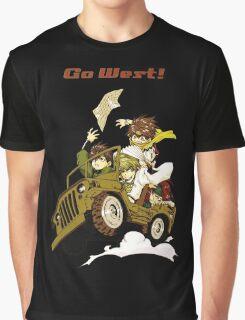 Saiyuki Graphic T-Shirt