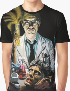 Re-Animator science fiction cover Graphic T-Shirt